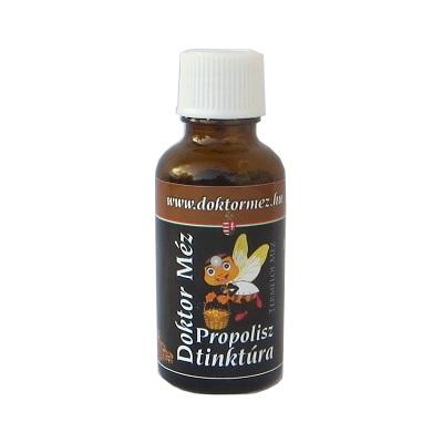Propolis tinktúra és prosztatitis
